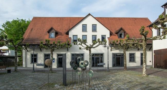 Sanierung des Münzhofes in Langenargen, ein denkmalgeschütztes Gebäude aus dem 17. Jahrhundert
